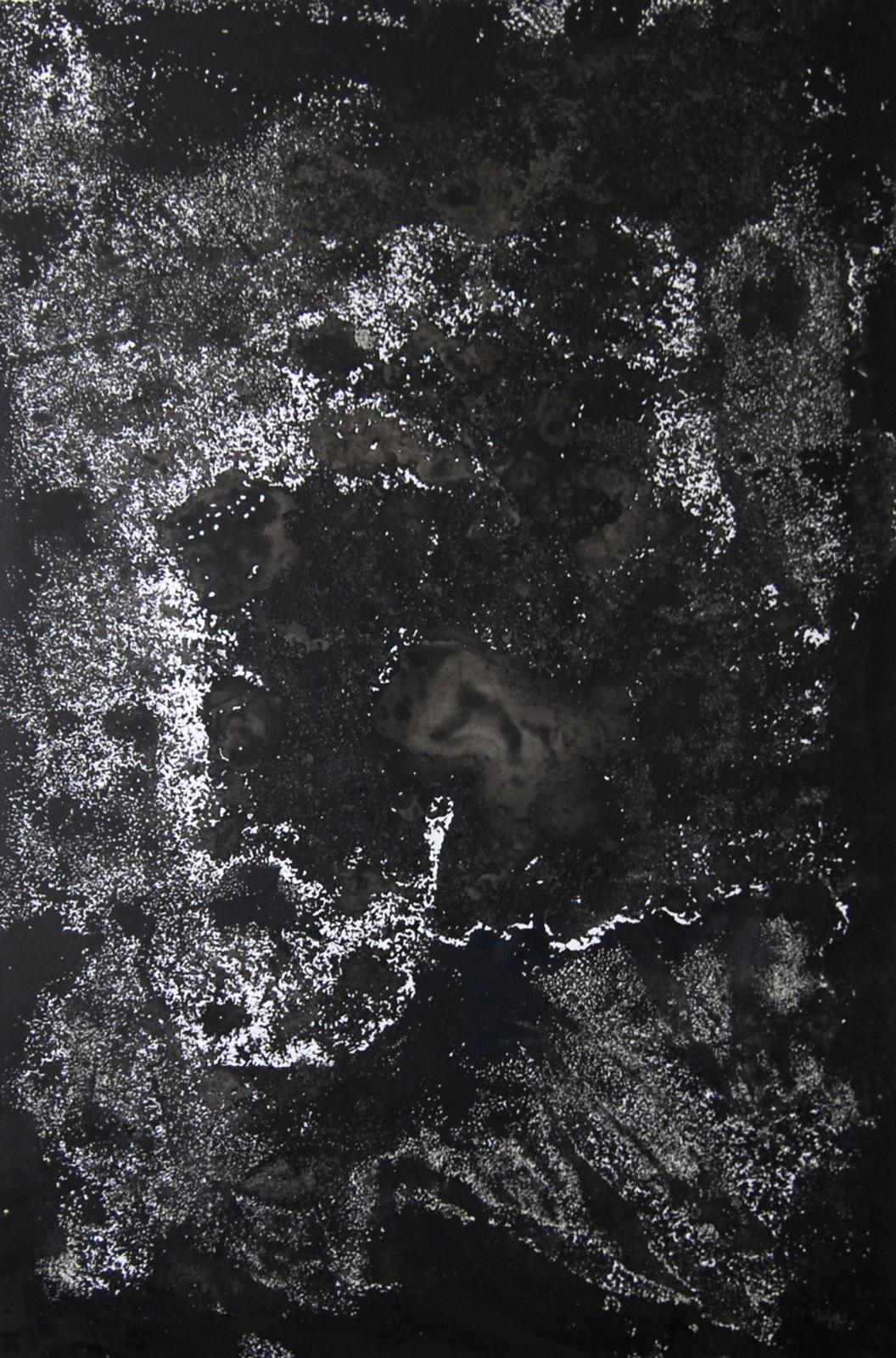 Abstrakt 19 | Lack, Mixed Media | 100 x 150 cm