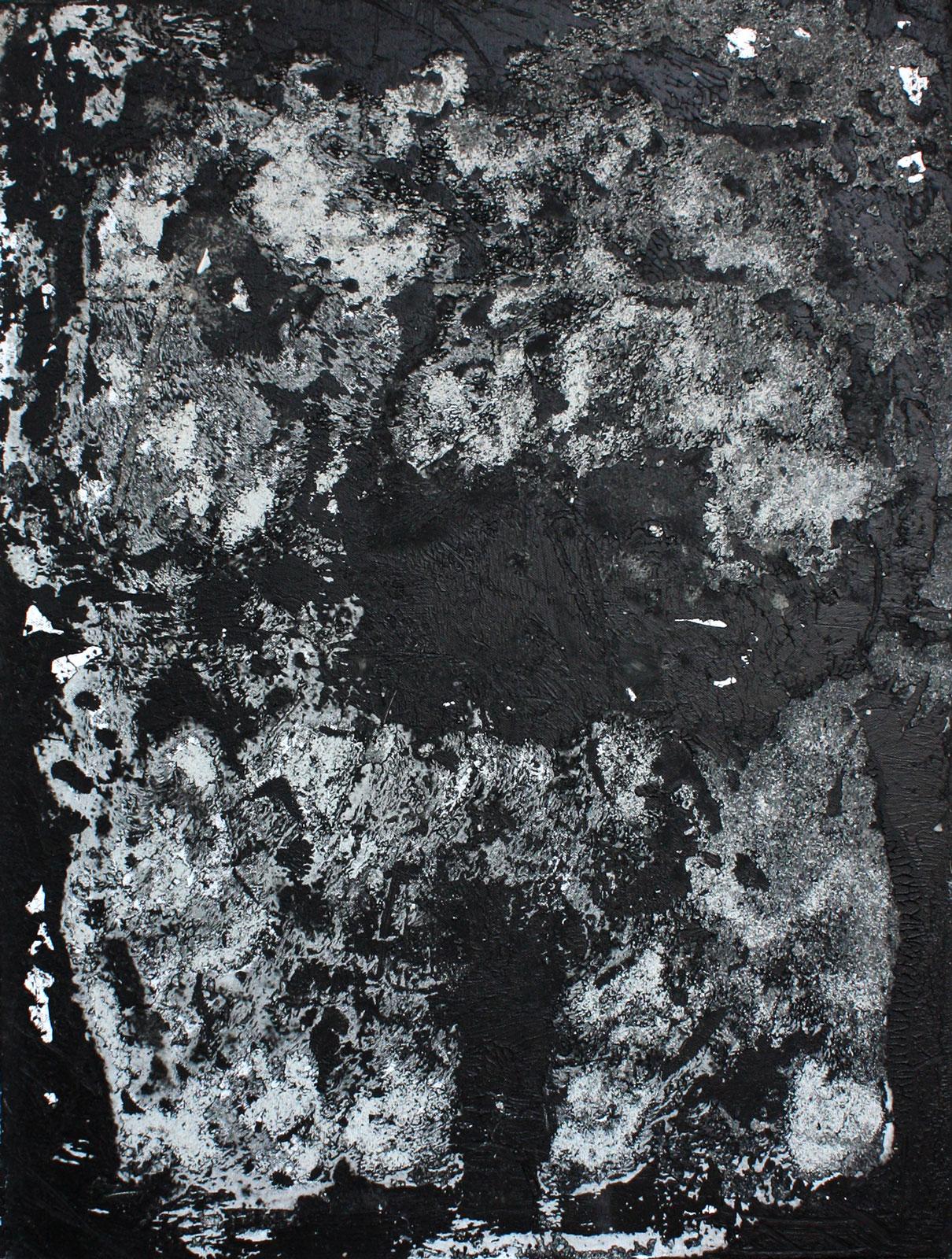 Abstrakt 2 | Acryl, Mixed Media | 60 x 80 cm