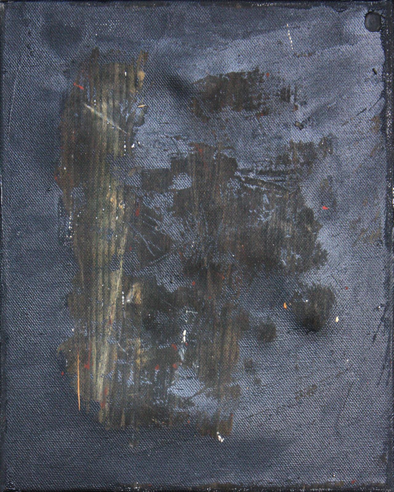 Abstrakt 7 | Acrylic | 30 x 40 cm